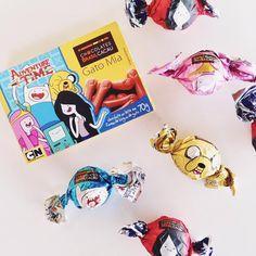 Chocolates Adventure Time (via omundodejess.com)