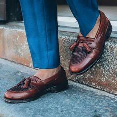 Coffee loafers