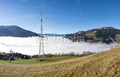 #Autumn #View #Panorama #Radenthein With #Fog In The #Valley @fotolia @fotoliaDE #fotolia #autumn #landscape #nature #stock #photo #new #download #portfolio #hires #austria #carinthia