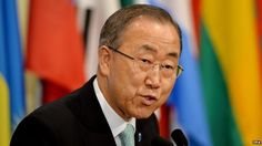 UN Chief: Gaza In Crucial Situation - http://www.4breakingnews.com/world-news/un-chief-gaza-in-crucial-situation.html