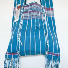 Hand-woven by former refugees of Burma, in Hill Country www.http://hilltribers.org