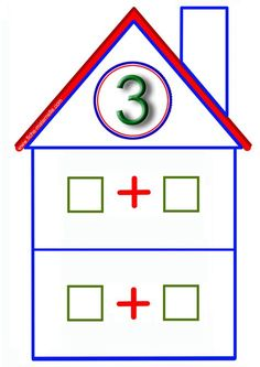 Could easily be adapted. Kindergarten Coloring Pages, Kindergarten Math, Teaching Math, Kids Math Worksheets, Math Resources, Math Activities, Numbers Preschool, Math Numbers, Math For Kids