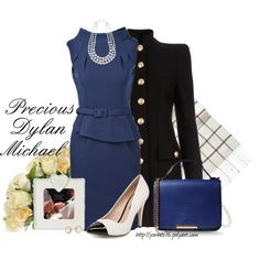 """""""Dylan's Christening"""" by jewhite76 on Polyvore"""