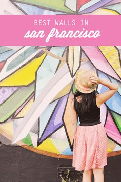 pictures and words: Best walls in San Francisco