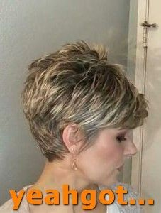 45 Amazing Short Haircuts For Women You Will Love Short Grey Haircuts, Stylish Short Haircuts, Popular Short Haircuts, Short Choppy Hair, Short Haircut Styles, Short Hair With Layers, Short Gray Hair, Short Pixie, Short Hair Older Women