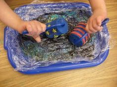 8 art ideas for kids with special needs from an art therapist