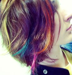 Goldwell Elumen hair color @A.CuyleSanders Salon