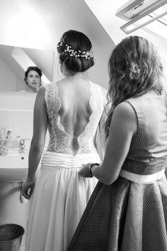 Les robes de mariée bohèmes - Portez vos idées - Loire Atlantique - Vendée