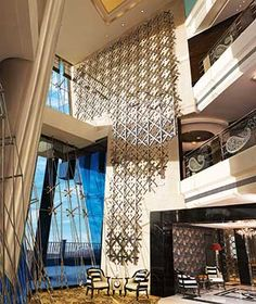 Sofitel Mumbai Bandra Kurla  named one of the Best new Hotels in 2013: Located in the city's Bandra Kurla Complex, the 14-story glass tower is the brainchild of interior designer Isabelle Miaja, who puts a playful spin on Indian- and French-inspired motifs. There's a huge bronze elephant statue on the outdoor terrace and sky-high totem poles embellished with grinning tigers and Eiffel Towers in the lobby