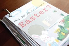 You and your family can learn about these really important principles in a simple and easy to understand Easter flip book!