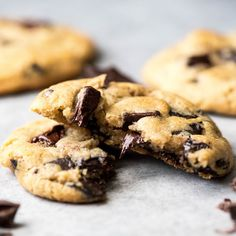 The Best Chocolate Chip Cookie Recipe Ever - JoyFoodSunshine