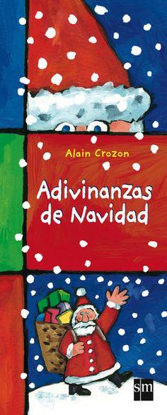 Adivinanzas de Navidad Lectures, Christmas Books, Ronald Mcdonald, Kids Rugs, Fictional Characters, Dic, Editorial, Content, Children's Literature