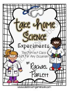 Take home science experiments for older students science take home science experiments for older students from rachael parlett on teachersnotebook 30 pages take home science experiments that work fandeluxe Choice Image