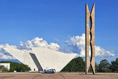 Oscar Niemeyer Architecture Photos | Architectural Digest