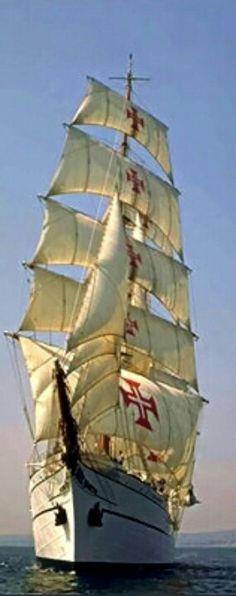Portuguese sailing ship Sagre