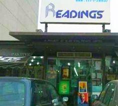 Readings, Lahore. (www.paktive.com/Readings_310SA14.html)