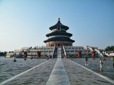 Temple of Heaven-Beijing
