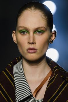 Palmer Harding, Fall 2018 - The Best Hair And Beauty Details At London Fashion Week - Photos
