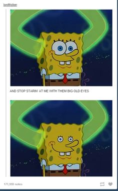 me when I get in trouble Spongebob Tumblr, Watch Spongebob, Funny Spongebob Memes, Funny Relatable Memes, Funny Jokes, Hilarious, Stupid Funny, Funny Stuff, Funny Tumblr Posts