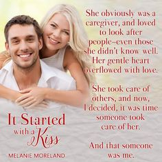 It Started with a Kiss by Melanie Moreland