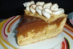 Tarta cu mere si crema cu vin - Culinar.ro Sweet Desserts, Tiramisu, French Toast, Cheesecake, Deserts, Vegetarian, Breakfast, Ethnic Recipes, Pies