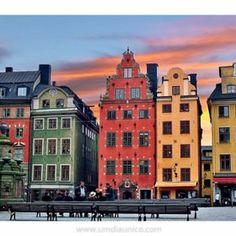 Old Town Stockholm