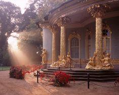 Sanssouci Park, Chinese House