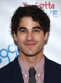 Actor Darren Criss attends Voices For The Voiceless: Stars For Foster Kids at St James Theater on June 29, 2015 in New York City.