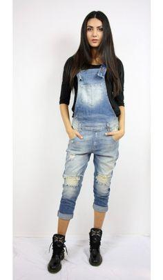 306 Overalls, Sexy Women, Woman, Jeans, Fashion, Moda, Fashion Styles, Women, Jumpsuits