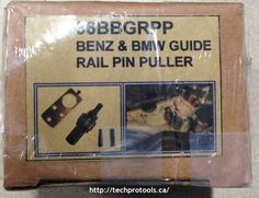 #Benz Pin Puller @$40.00 and removes even the most stubborn pins from the cylinder head, unlike the short slide from #Tech Pro Professional Auto Tools.  http://techprotools.ca/index.php?main_page=product_info&cPath=17_20&products_id=813