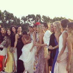Argentine-Italian Wedding in Punta del Este Uruguay-february 2014 by Paola Marzotto.