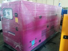Pinky Diesel Generating Set with powerfull output, may i present u Deutz BF6M 1013E Mechanical Governor for Authorized Dealer Of Tupperware @Central Java