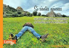 #Tip para cuando sientas náuseas... #salud #bienestar