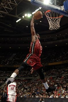 Dwayne Wade, Can't touch this