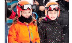 King Felipe and Queen Letizia  whisked their daughters Princesses Leonor and Sofia to the province of Huesca, Spain, where they enjoyed quality family time skiing. February 5, 2017