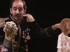 Théâtre de l'Arc-en-terre – Le Bleu-blanc-rouge et le noir