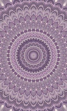 More than 1000 FREE vector designs: Light purple bohemian mandala fractal background Mandala Doodle, Mandala Canvas, Free Vector Backgrounds, Purple Backgrounds, Vector Design, Vector Art, Graphic Design, Simple Iphone Wallpaper, Polka Dot Background