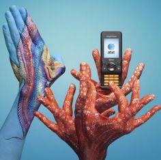 Nos faltan dedos de las manos para usar smartphones