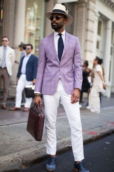 Best Looks of NEW YORK Fashion Week | MenStyle1- Men's Style Blog