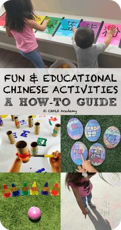 Fun & Educational Chinese Activities - A How-To Guide