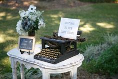 Rustic Outdoor Wedding at cross creek ranch!