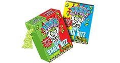 Sour faces win for Brain Blasterz