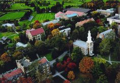 Hamilton College - such a beautiful college with great opportunities. Too bad it's 40,000 dollars a year.