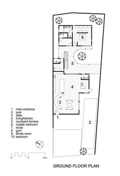 Restaurant And Coffee Shop Floor Plan Architecture In