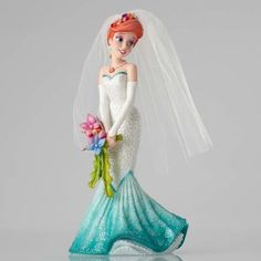 4050707us: Ariel Bridal figurine