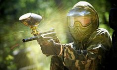 Have a daring experience for you and your friends with a paintball battle at C. Paintball Park for EGP 45 (Value EGP per person – 70 bullets for each player! Paintball Field, Paintball Guns, Outdoor Activities For Adults, Airsoft, Battle, Park, Painting, Outdoor Stuff, Outdoor Ideas