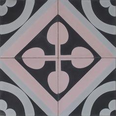 Purpura tiles: SPANISH
