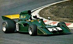 #28 Rikky von Opel (Lie) - Ensign N173 (Ford Cosworth V8) non start (14) Team Ensign