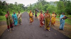 A forest's fiercest protectors: The women of Ghunduribadi, a tiny village in eastern India, have formed a vigilante group to guard the local forest from intruders and illegal loggers.