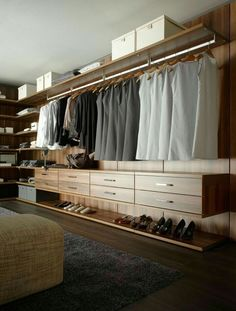 Explore the best of luxury closet design in a selection curated by Boca do Lobo to inspire interior designers looking to finish their projects. Discover unique walk-in closet setups by the best furniture makers out there Walk In Closet Design, Bedroom Closet Design, Master Bedroom Closet, Best Wardrobe Designs, Closet Designs, Dressing Room Closet, Dressing Room Design, Dressing Rooms, Dressing Area
